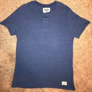 Old Navy Vintage Blue T-Shirt